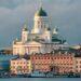 Widok na Helsinki