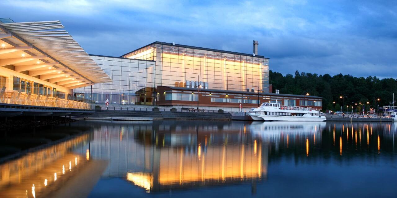 Sala koncertowa Sibeliustalo